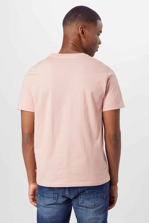 Levi's® T-shirts (korte mouwen) rood 224890259_0259 REDS img2