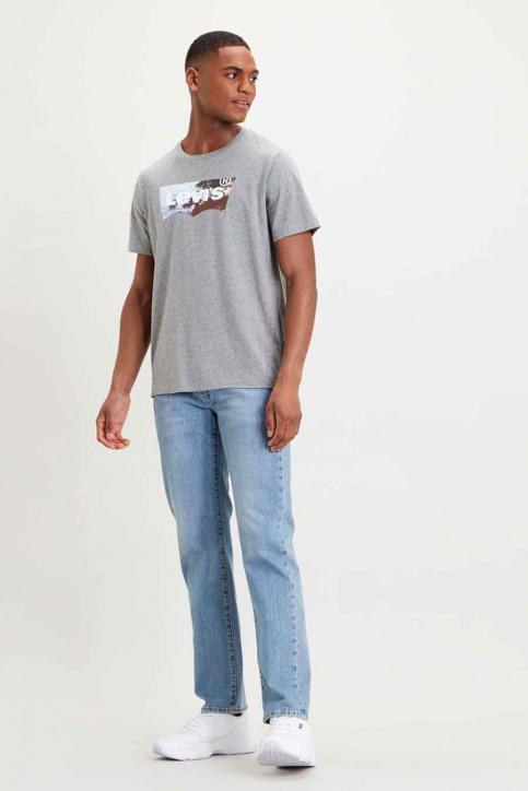 Levi's® T-shirts (manches courtes) gris 224890298_0298 MID TON GR img2