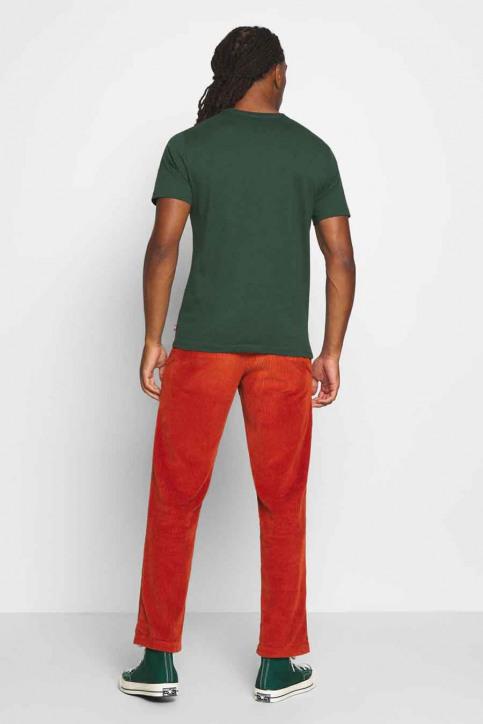 Levi's® T-shirts (korte mouwen) groen 224890311_0311 PYTHON GRE img2