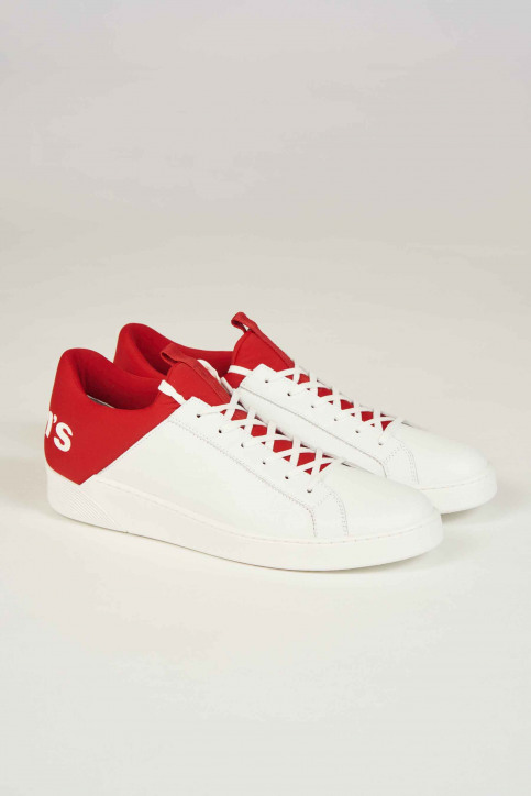 Levi\'s®Accessories Schoenen wit 230087_87 WHITE RED img1