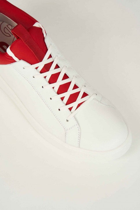Levi\'s®Accessories Schoenen wit 230087_87 WHITE RED img7