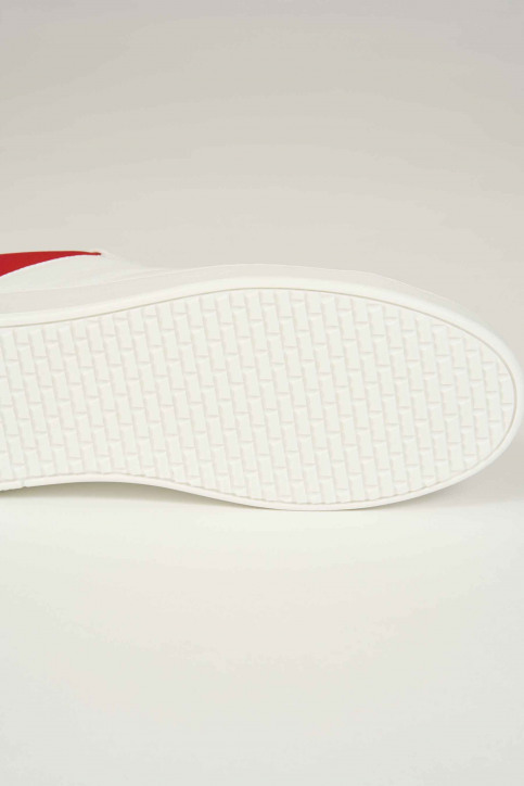 Levi\'s®Accessories Schoenen wit 230087_87 WHITE RED img8