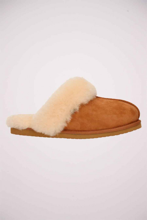 Bullboxer Platte schoenen bruin 258000F1LCHES_TAN COGNAC img1