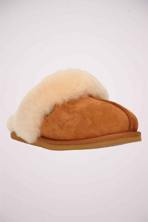Bullboxer Platte schoenen bruin 258000F1LCHES_TAN COGNAC img2