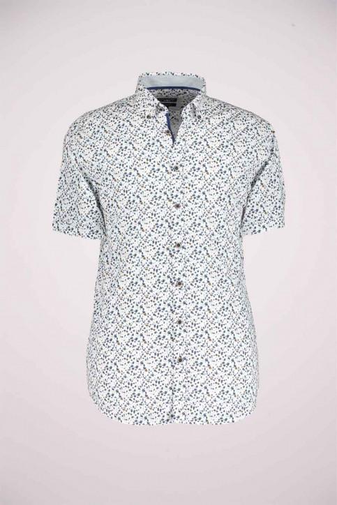 State Of Art Hemden (korte mouwen) wit 26410404_5784 KOBALT img1