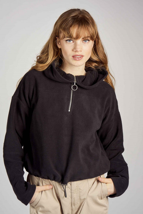 Noisy May Sweaters met ronde hals zwart 27010939_BLACK img1