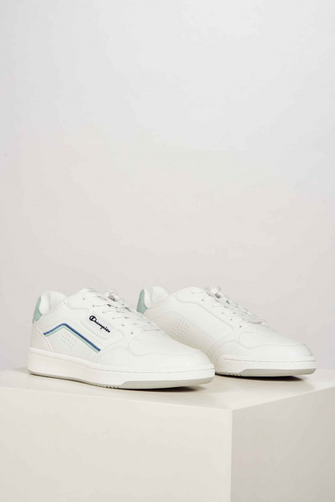 Champion Sneakers wit 30201028_BRIGHT WHITE MI img1