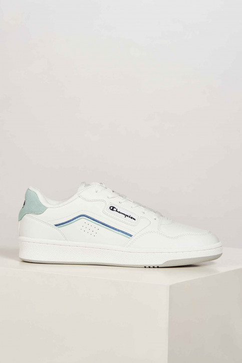 Champion Sneakers wit 30201028_BRIGHT WHITE MI img2