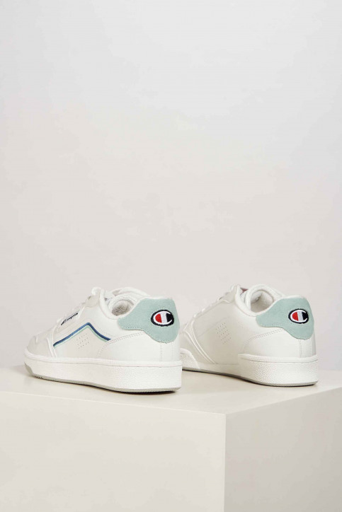 Champion Sneakers wit 30201028_BRIGHT WHITE MI img3