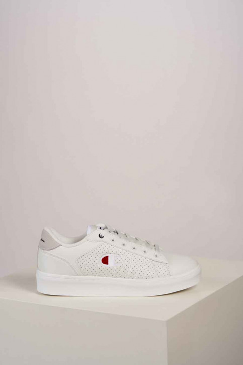 Champion Sneakers wit 302030371FG_1FG BRIGHT WHIT img4