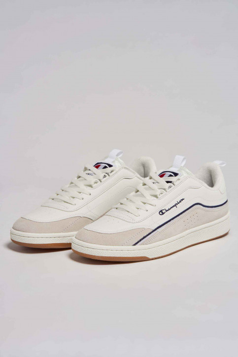 Champion® Sneakers wit 302110091FG_1FG BRIGHT WHIT img1