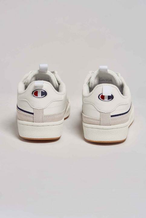 Champion® Sneakers wit 302110091FG_1FG BRIGHT WHIT img4