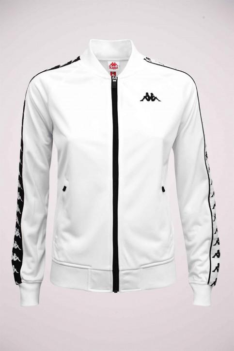 Kappa Sweaters (gilet) roze 303WY20A65_A65 WHITE img1