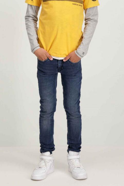 GARCIA Jeans slim 320_2462 SPRUCE BLU img2