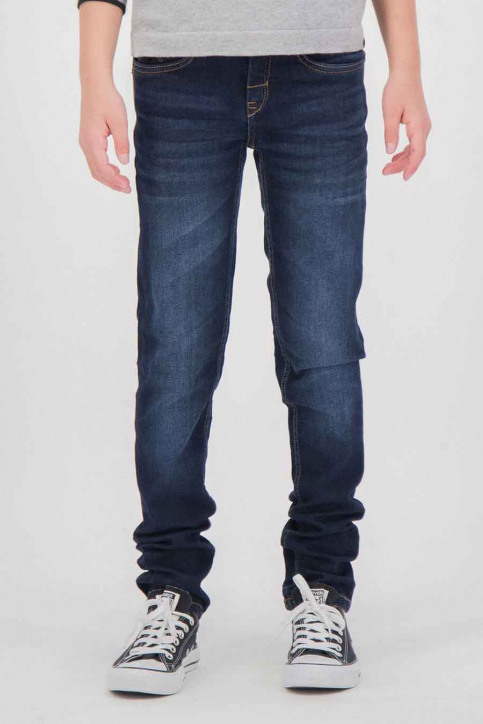 GARCIA Jeans slim denim 320_3262 DEEP BLUE img1