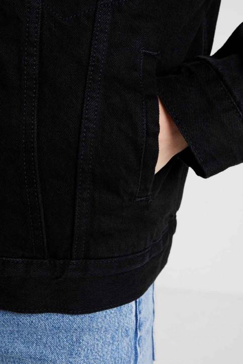 Levi's® Vestes denim noir 361370015_0015 BLACKS img5