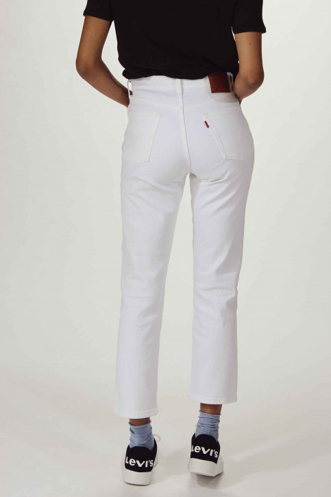 Levi's® Jeans straight blanc 362000032_0032_IN CLOUDS img3