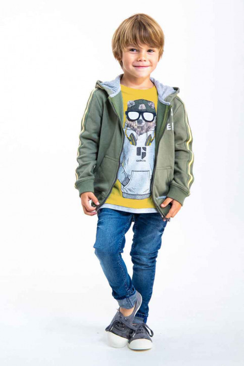 GARCIA Jeans slim denim 370_3097 MEDIUMUSED img1
