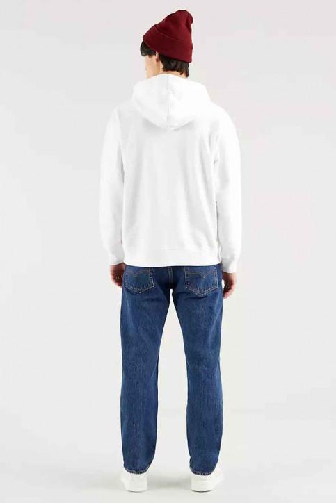Levi's® Sweaters met kap wit 384790032_0032 SSNL MV PO img3