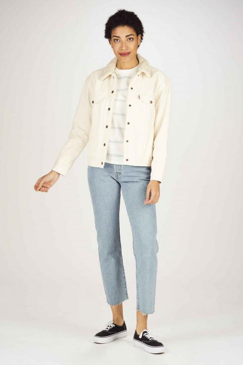 Levi's® T-shirts (manches courtes) blanc 391850062_0062 ALYSSA STR img2