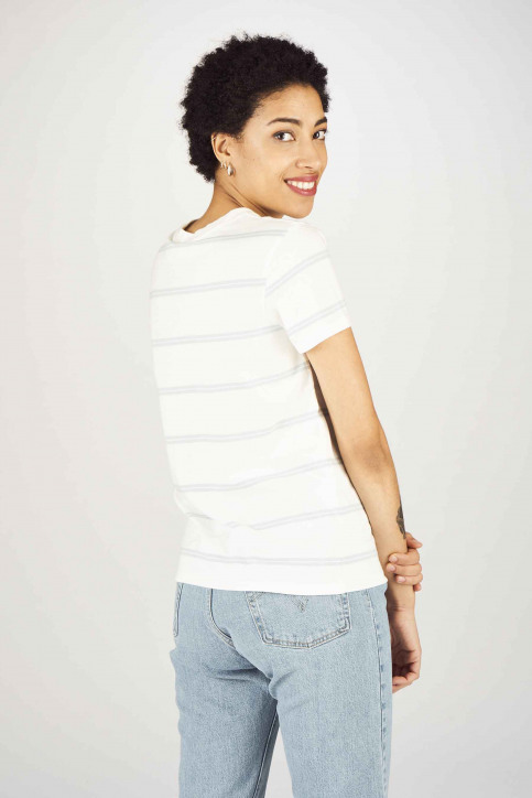 Levi's® T-shirts (manches courtes) blanc 391850062_0062 ALYSSA STR img3