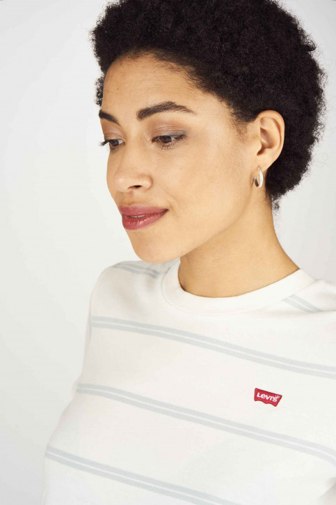 Levi's® T-shirts (manches courtes) blanc 391850062_0062 ALYSSA STR img5