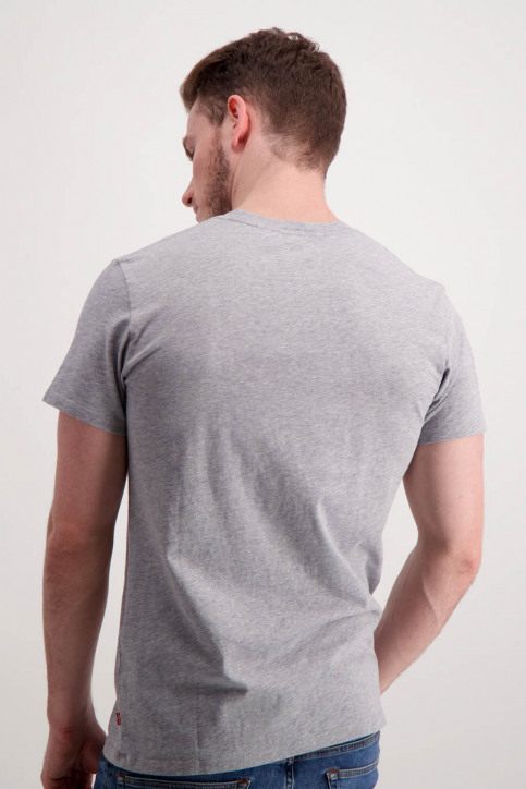 Levi's® T-shirts (manches courtes) gris 39636 SPORTSWEARLOGO_0002MIDTONEGRE img3
