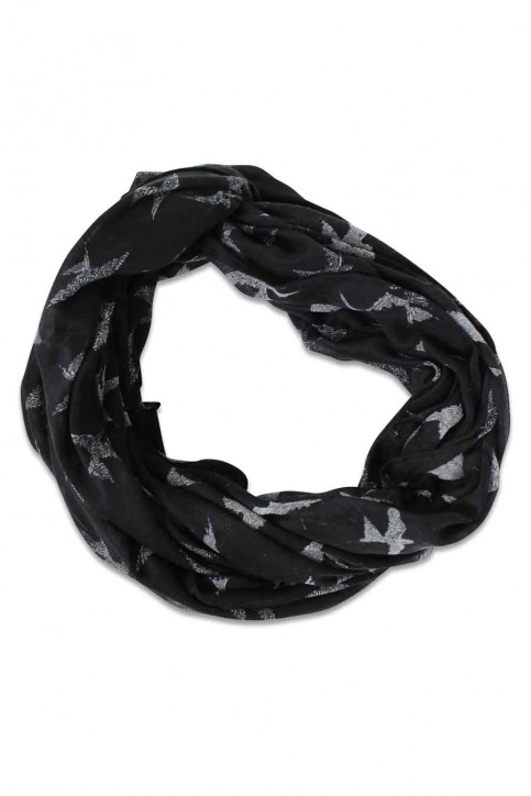 S. Oliver Zomersjaals zwart 39710914526_99A1 GREY BLACK img1