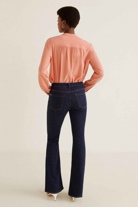 MANGO Hemden (lange mouwen) oranje 41055764_MNG_19_IT-PASTEL ORAN img3