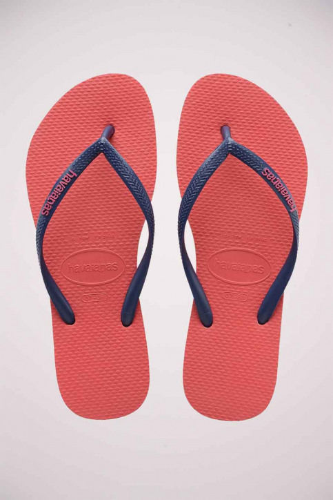 Havaianas Slippers roze 4119787_CORAL NEW img1