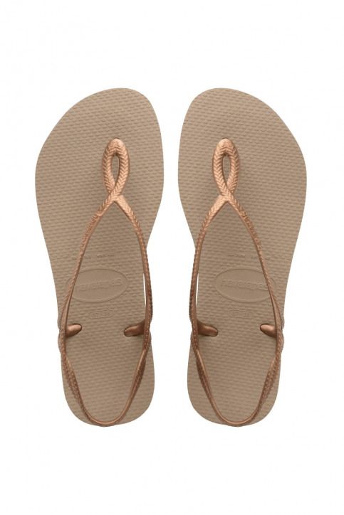 Havaianas Slippers roze 4129697_ROSE GOLD img1