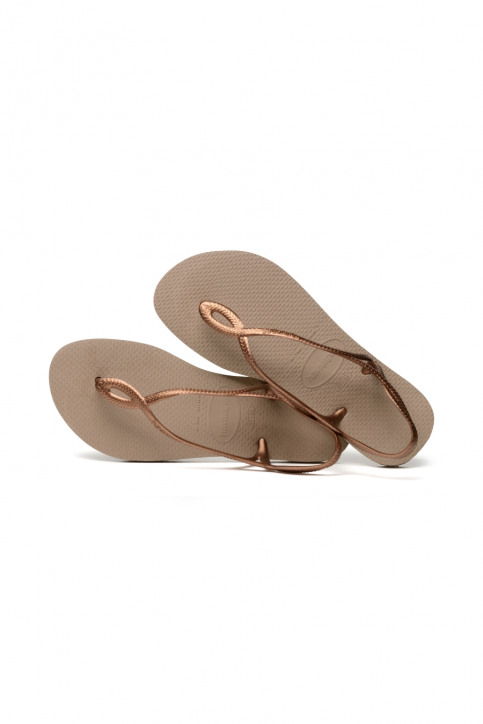 Havaianas Slippers roze 4129697_ROSE GOLD img4
