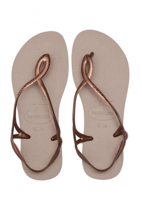 Havaianas Slippers roze 4129697_ROSE GOLD img8