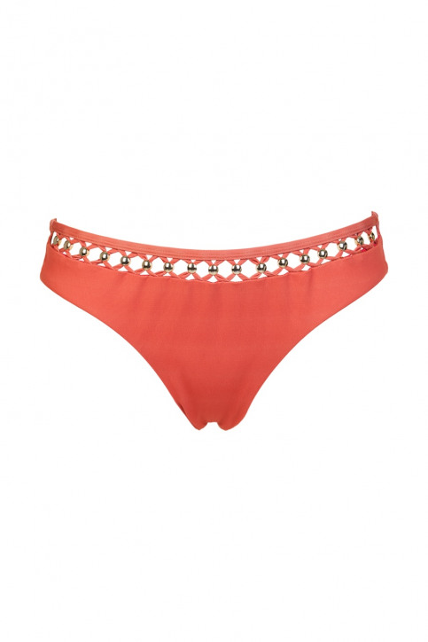 SAPPH by Karen Damen Culottes de bikini orange 413143817KD_ORANGE img2