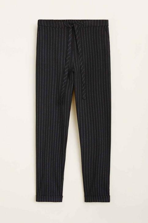 MANGO Pantalons noir 43023005_MNG_19_BLACK img5