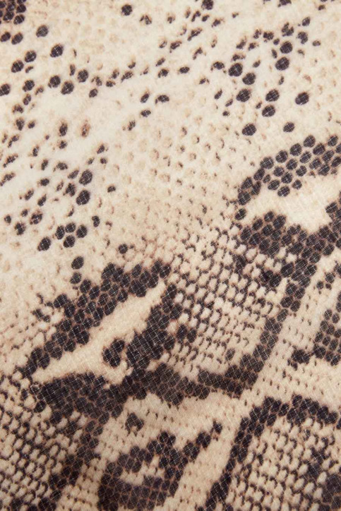Mango Foulards brun 43075768_MNG_19_LT PASTEL BROWN img2