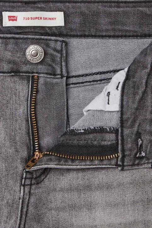 Levi's® Girls jeans jeans skinny grijs 4E2702_D8A FLUME img3