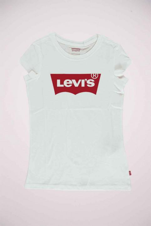 Levi's® T-shirts manches courtes blanc 4E4234_W5J RED WHITE img1