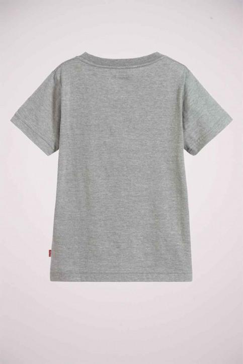 Levi's® T-shirts met korte mouwen grijs 4E4900_G2H GREY HEATHE img4