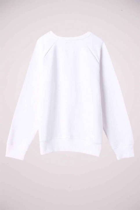 Levi's® Sweaters met O-hals wit 4E6660_W5J RED WHITE img2