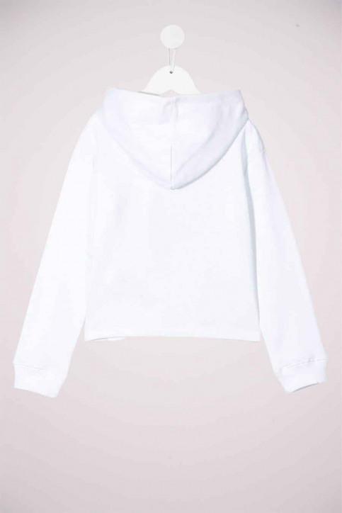 Levi's® Sweats avec capuchon blanc 4EA261_001 WHITE img2