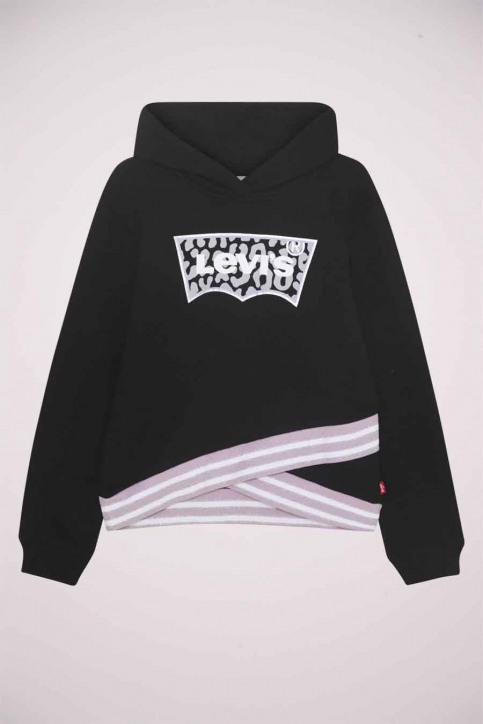 Levi's® Sweaters met kap zwart 4EB940_023 BLACK img1