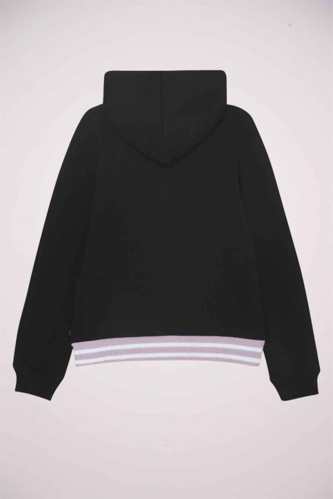Levi's® Sweaters met kap zwart 4EB940_023 BLACK img2