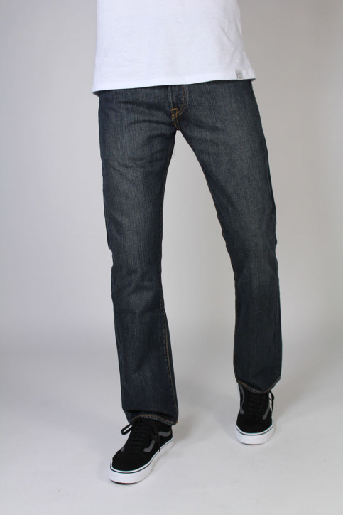 Levi's® Jeans straight denim 501_0089DARK CLEAN img1