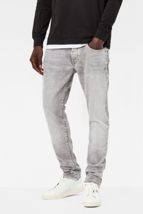 G-Star RAW Jeans tapered grijs 510037607_424GREYLTAGED img1