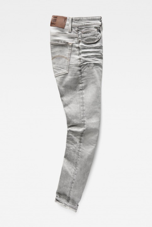 G-Star RAW Jeans tapered grijs 510037607_424GREYLTAGED img5