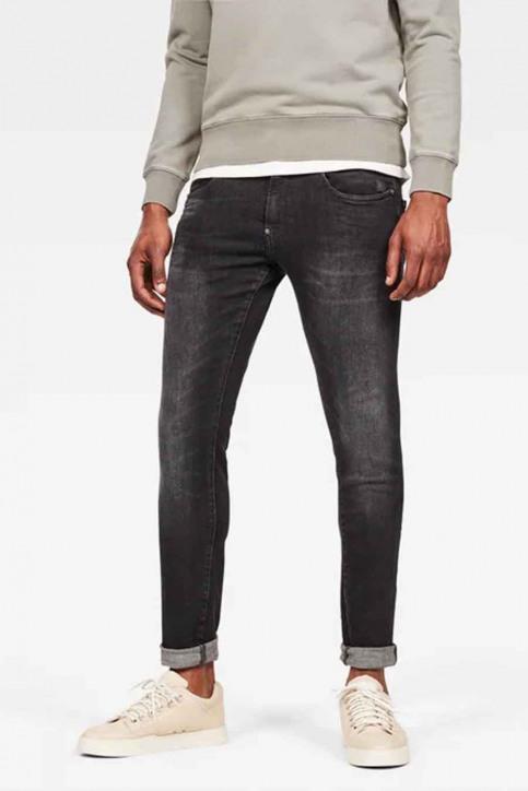 G-Star RAW Jeans skinny grijs 51010A634_A592ELTO BL FA img1