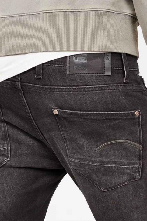 G-Star RAW Jeans skinny grijs 51010A634_A592ELTO BL FA img4
