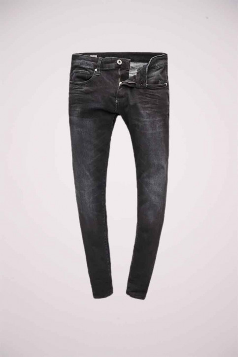 G-Star RAW Jeans skinny gris 51010A634_A592ELTO BL FA img5