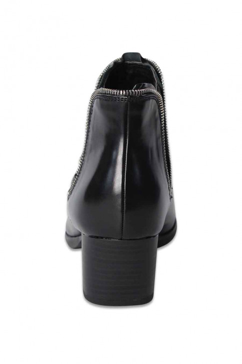 H3 Shoes Bottines noir 526858200W097_BLACK img2